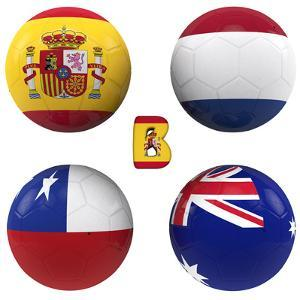 B Group of the World Cup by croreja