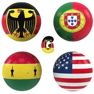 G Group of the World Cup by croreja