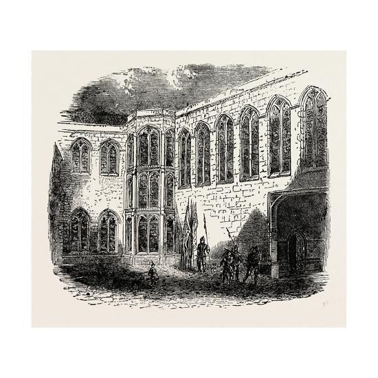 Crosby Place the Palace of Richard III--Giclee Print