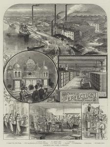Crosfield's Soap Works, Warrington