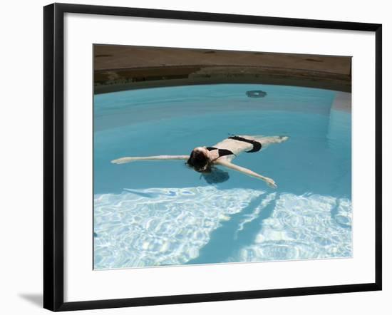 Cross Bath, Thermae Bath Spa, Bath, Avon, England, United Kingdom-Matthew Davison-Framed Photographic Print
