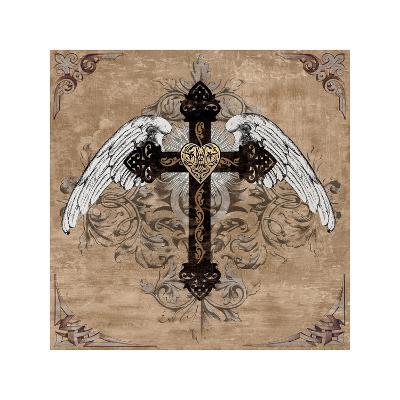 Cross I-Brandon Glover-Giclee Print