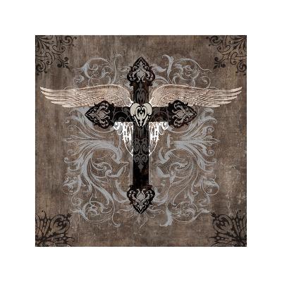 Cross II-Brandon Glover-Giclee Print