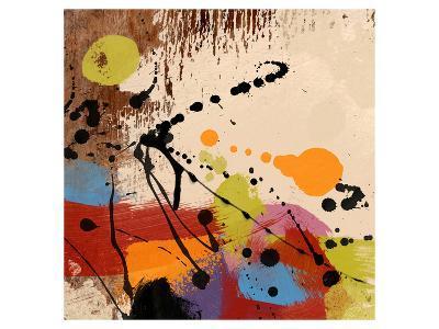 Cross Roads II-Yashna-Art Print