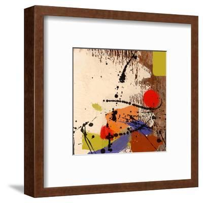 Cross Roads-Yashna-Framed Art Print
