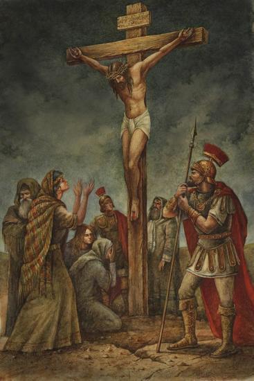 Cross-Val Bochkov-Giclee Print