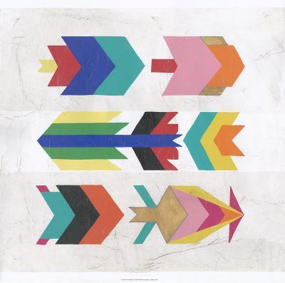 Crossfire II-Chariklia Zarris-Art Print