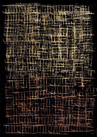Crosshatch I-Jenna Guthrie-Art Print