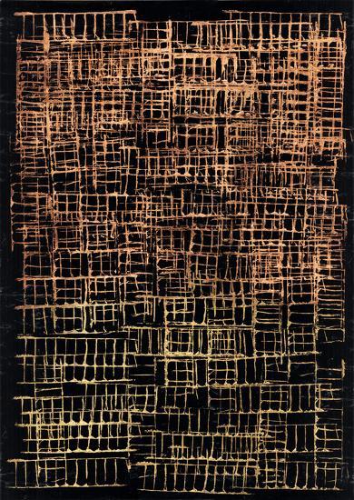 Crosshatch II-Jenna Guthrie-Art Print