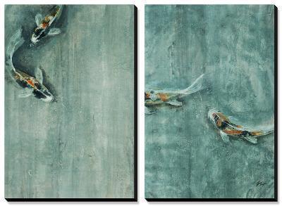 Crossing Marble-Farrell Douglass-Canvas Art Set