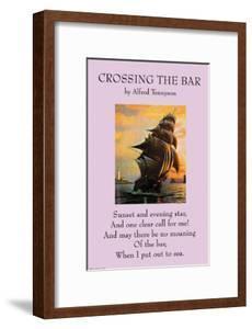 Crossing the Bar