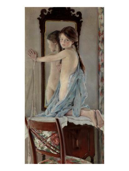 Crosslights, 1913 Giclee Print - William Sergeant