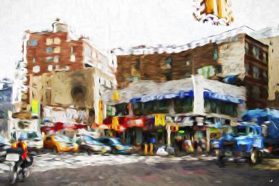 Crossroads Soho - In the Style of Oil Painting-Philippe Hugonnard-Giclee Print