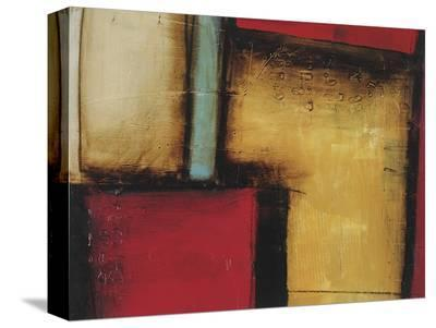 Crossroads-Candice Alford-Stretched Canvas Print
