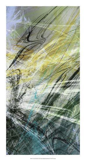 Crosstalk Panel II-James Burghardt-Giclee Print