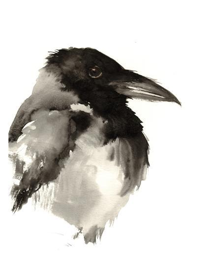 Crow-Suren Nersisyan-Art Print