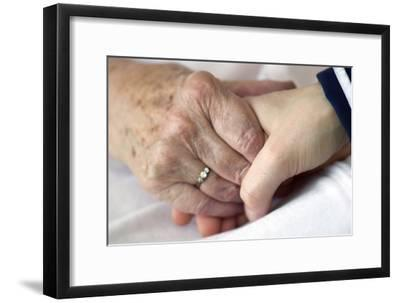 Caring for the Elderly, Conceptual Image