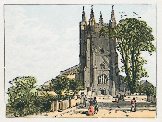 'Croydon', c1910-Unknown-Giclee Print