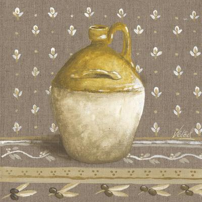 Cruche Jaune-V?ronique Didier-Laurent-Art Print