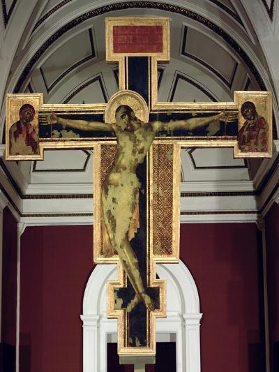 Crucifix-Cimabue-Giclee Print