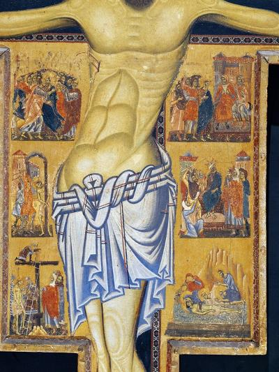 Crucifix-Coppo di Marcovaldo-Giclee Print