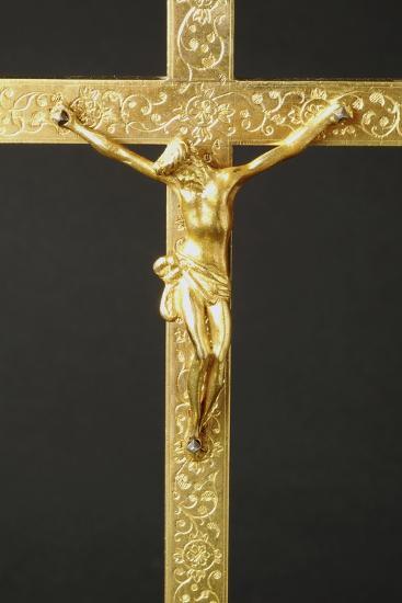 Crucifix--Giclee Print