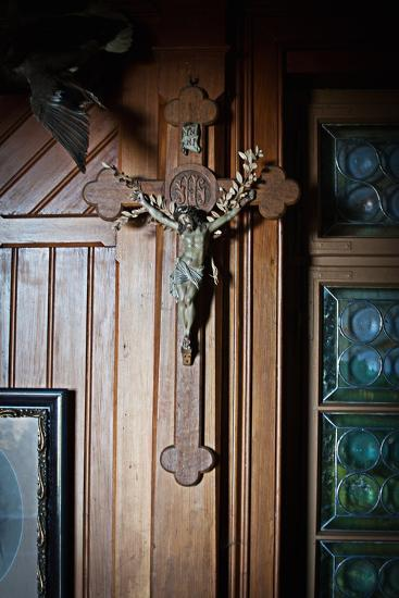 Crucifix-Nathan Wright-Photographic Print