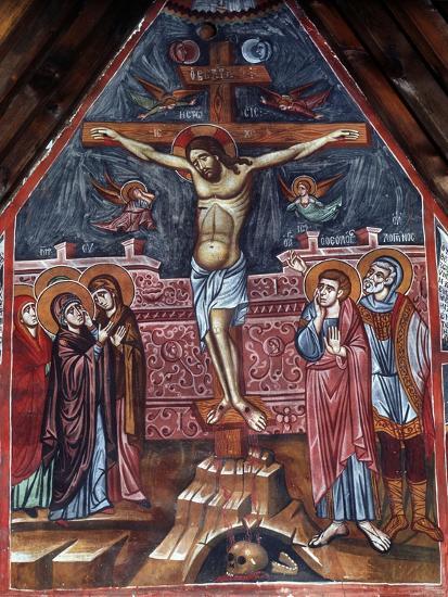 Crucifixion, 1494-Philippos Goul-Giclee Print