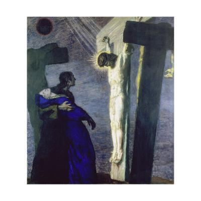 Crucifixion, 1913-Franz von Stuck-Giclee Print