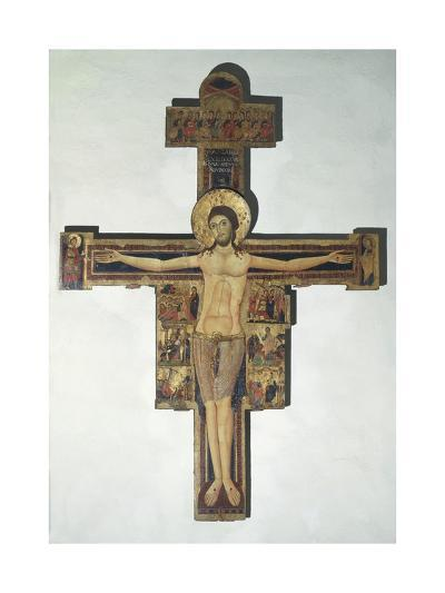 Crucifixion and Stories of Passion--Giclee Print