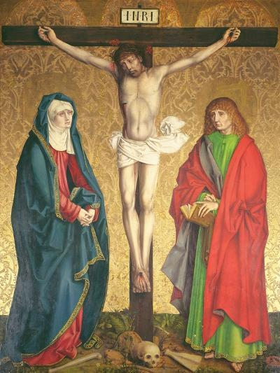 Crucifixion, Central Panel from the Retable on the High Altar, 1430--Giclee Print