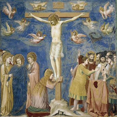 Crucifixion, Detail from Life and Passion of Christ--Giclee Print