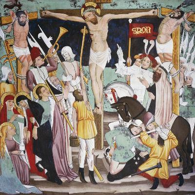Crucifixion, Life of Christ--Giclee Print
