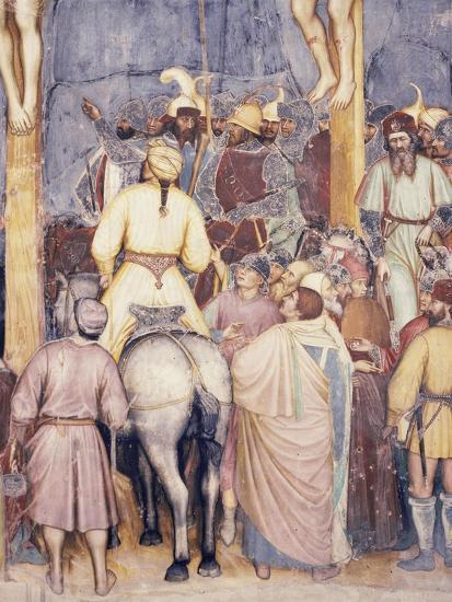 Crucifixion of Christ, 1379-1384--Giclee Print