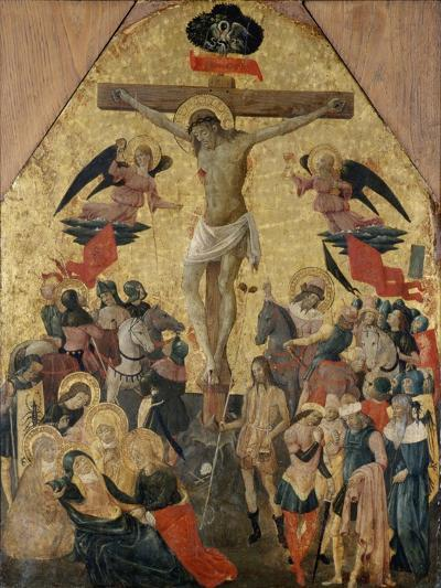Crucifixion of Christ, 1480--Giclee Print