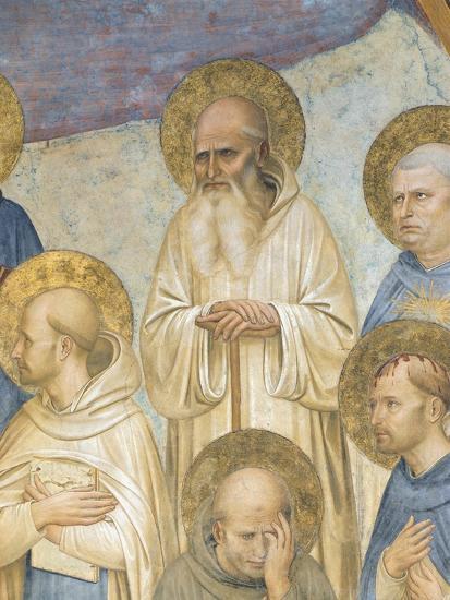 Crucifixion with Saints, 1441-1442-Giovanni Da Fiesole-Giclee Print