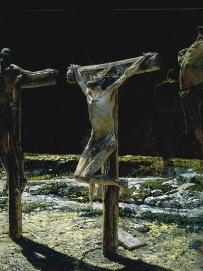 Crucifixion-Nikolai Nikolajevitch Gay-Giclee Print