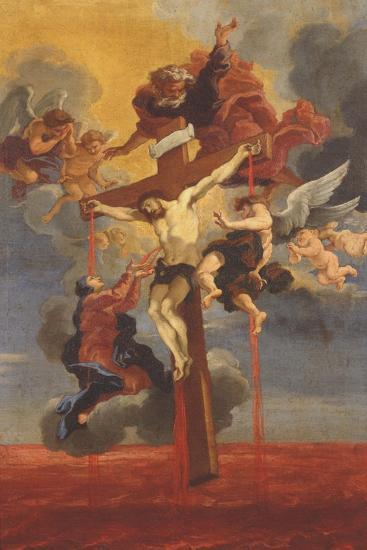 Crucifixion-Gian Lorenzo Bernini-Giclee Print