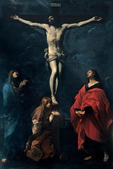 Crucifixion-Guido Reni-Art Print