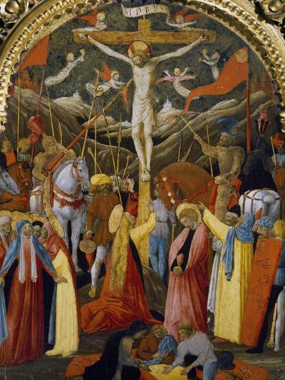 Crucifixion-Antonio Vivarini-Giclee Print