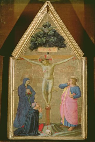 Crucifixion-Melozzo Da Forli-Giclee Print