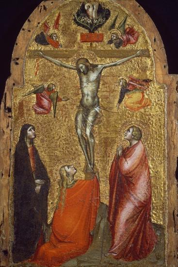 Crucifixion-Niccolo di Pietro Gerini-Giclee Print