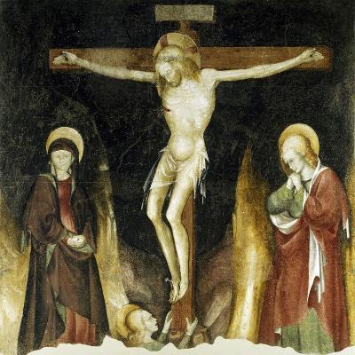 Crucifixion-Michelino Da Besozzo-Giclee Print