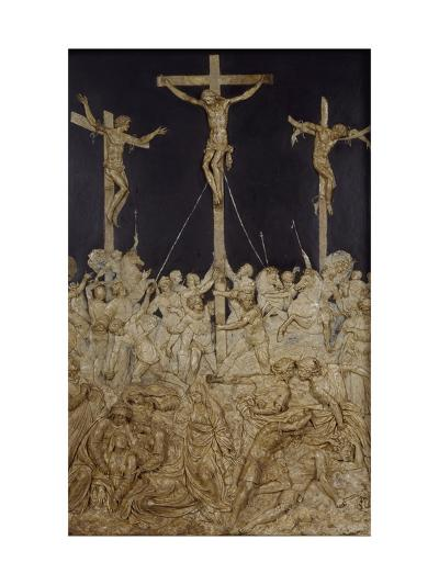 Crucifixion--Giclee Print
