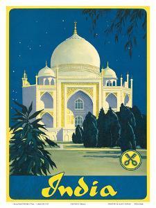Crüwell-Tabak, Taj Mahal c.1930's