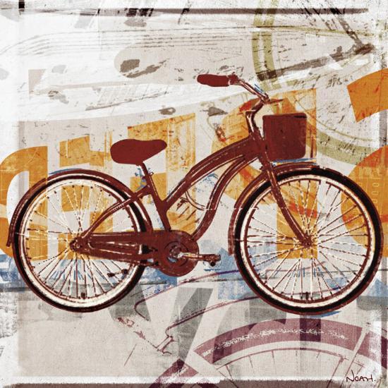 Cruising-Noah Li-Leger-Art Print