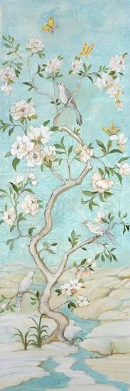 Crystal Garden I-Susan Jeschke-Premium Giclee Print