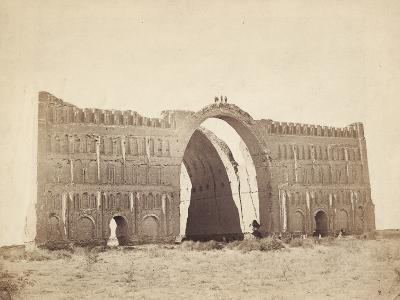 Ctesiphon, Near Baghdad, 1901-English Photographer-Photographic Print
