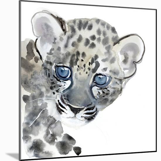 Cub, 2015-Mark Adlington-Mounted Premium Giclee Print