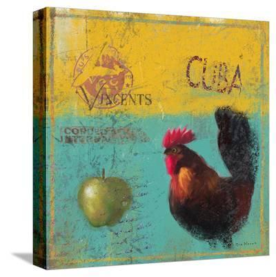 Cuba 01-Kurt Novak-Stretched Canvas Print